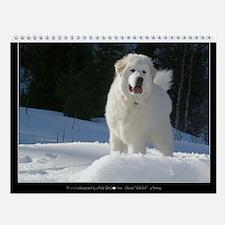 Great Pyrenees Wall Calendar #7 2016