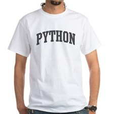 Python (curve-grey) Shirt