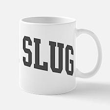 Sea Slug (curve-grey) Mug