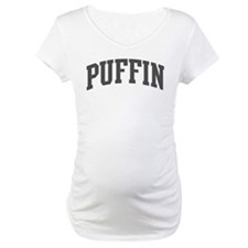 Puffin (curve-grey) Shirt
