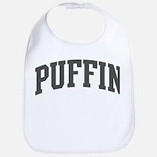 Puffin (curve-grey) Bib