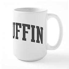 Puffin (curve-grey) Mug