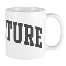 Vulture (curve-grey) Mug