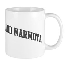 Vancouver Island Marmota (cur Mug