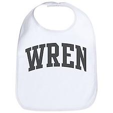 Wren (curve-grey) Bib
