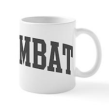 Wombat (curve-grey) Mug