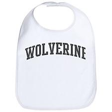 Wolverine (curve-grey) Bib