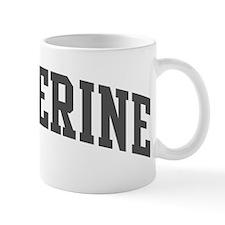 Wolverine (curve-grey) Mug