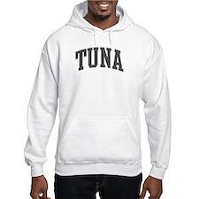 Tuna (curve-grey) Hoodie