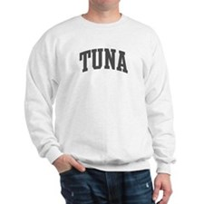 Tuna (curve-grey) Sweatshirt