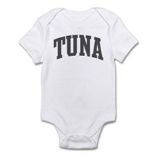 Tuna (curve-grey) Infant Bodysuit