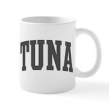 Tuna (curve-grey) Mug
