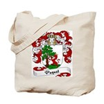 Paquet Family Crest Tote Bag