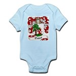 Paquet Family Crest Infant Creeper