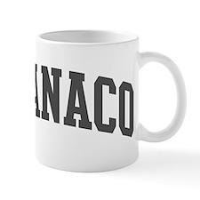 Guanaco (curve-grey) Mug
