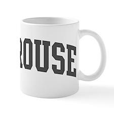 Grouse (curve-grey) Mug