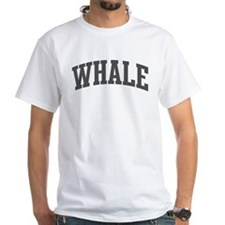 Whale (curve-grey) Shirt