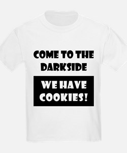 Come to the Darkside, Cookies T-Shirt
