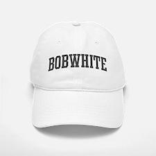 Bobwhite (curve-grey) Baseball Baseball Cap