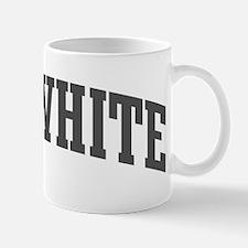 Bobwhite (curve-grey) Mug