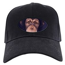 Eyes of a chimp Baseball Hat