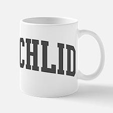 Cichlid (curve-grey) Mug