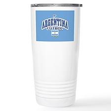 Argentina Futbol/Soccer Travel Mug