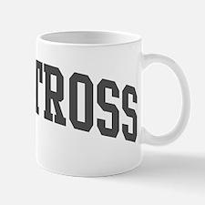 Albatross (curve-grey) Mug