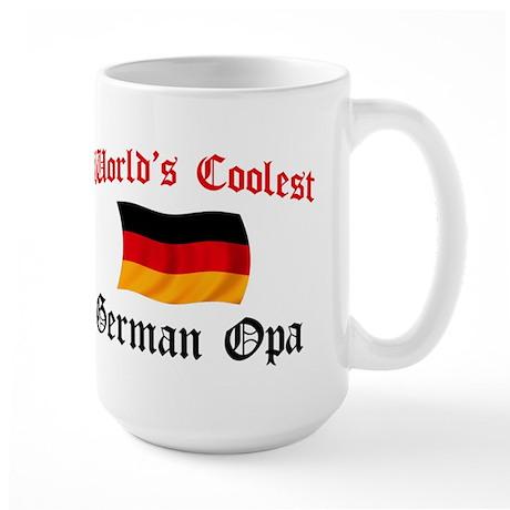 Coolest German Opa Large Mug