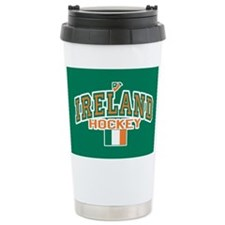IE Ireland(Eire/Erin)Hockey Travel Mug