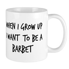 Grow up - Barbet Mug