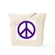 PEACE SYMBOL Tote Bag