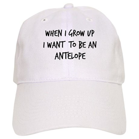 Grow up - Antelope Cap
