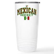 MX Mexico Hockey Travel Mug