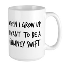 Grow up - Chimney Swift Mug