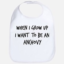 Grow up - Anchovy Bib
