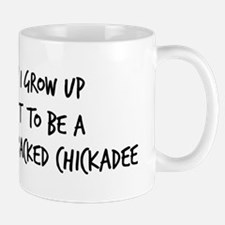 Grow up - Chestnut-Backed Chi Mug