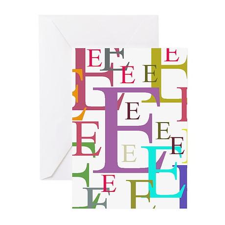 Epsilon Greeting Cards (Pk of 10)