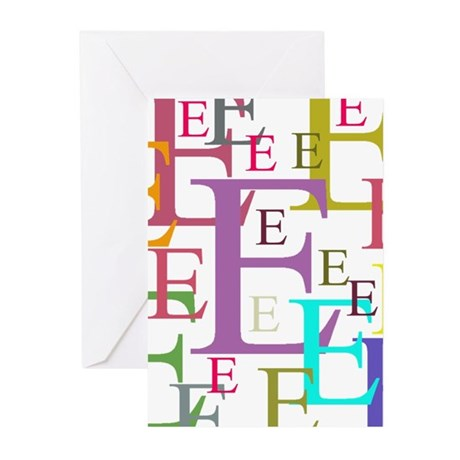 Epsilon Greeting Cards (Pk of 20)