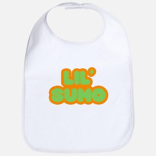 Lil' Sumo Bib