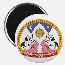 Tibet Emblem Magnet
