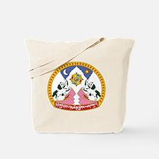 Tibet Emblem Tote Bag