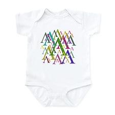 Lambda Infant Bodysuit