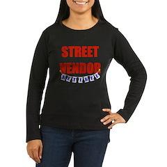 Retired Street Vendor T-Shirt