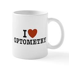 I Love Optometry Mug