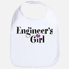 Engineer's Girl Bib