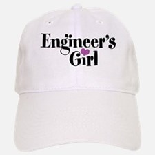 Engineer's Girl Baseball Baseball Cap