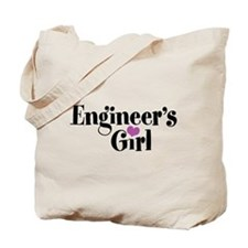 Engineer's Girl Tote Bag