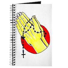 Praying Hands Tattoo Art Journal