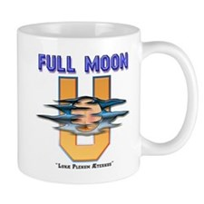 Full Moon U Mug